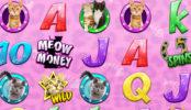 Výherní online automat Meow Money