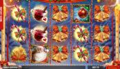 Hrací automat bez registrace Merry Xmas