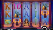 Obrázek ze hry automatu New Tales of Egypt online