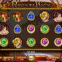 Hrací automat Nouveau Riche bez registrace