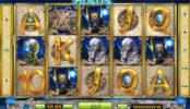 Online automatová casino hra bez stahování Pharaohs and Aliens
