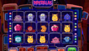 Obrázek z herního automatu Pipezillas