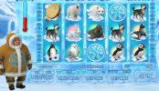 Obrázek z hracího automatu Polar Tale