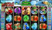 Online automatová casino hra bez stahování Return of the Rudolph