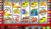 Rockin Fruits online kasino automat zdarma