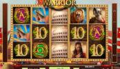 Online automatová casino hra bez stahování Rome Warrior
