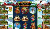 Online automatová casino hra bez stahování Santastic