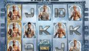 Roztočte herní automat Scandinavian Hunks
