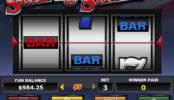 Online automatová casino hra bez stahování Sevens and Stripes