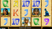 Egyptská online automatová casino hra bez stahování The Great Egypt