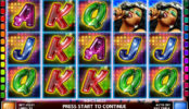 Herní kasino automat Tropic Dancer online